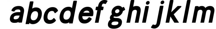 Prontera Sans 3 Font LOWERCASE