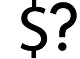 Prontera Sans Font OTHER CHARS