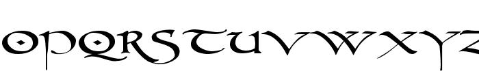 PR Uncial 2003 Font UPPERCASE