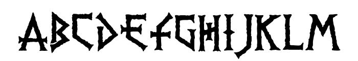 PR Viking Font LOWERCASE