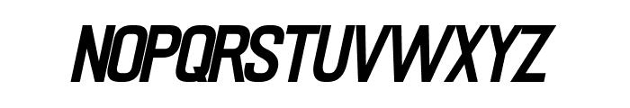 PRIMERA Semi-bold-italic Font LOWERCASE