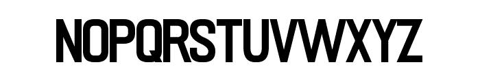PRIMERA Semi-bold Font LOWERCASE