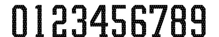 PROMESH Mesh Regular Font OTHER CHARS