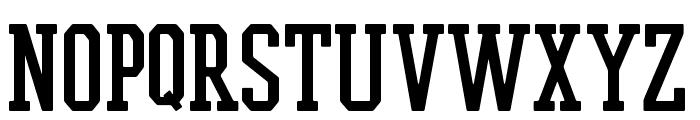 PROMESH Regular Font UPPERCASE