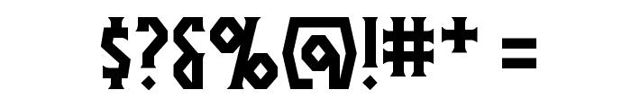 Praetorium BB Font OTHER CHARS