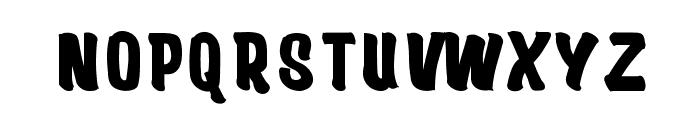 Pragana-s-Condensed Font UPPERCASE