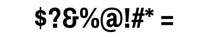 Pragati Narrow Bold Font OTHER CHARS