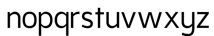 Pragma Sans Font LOWERCASE