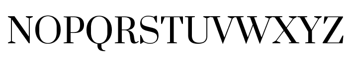 Prata Font UPPERCASE