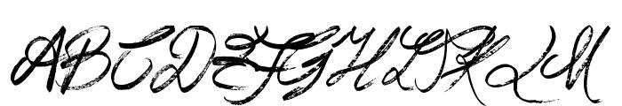 Praying Angel Font UPPERCASE