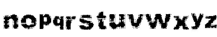 Prefix Font LOWERCASE