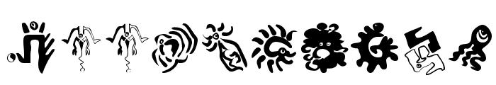 PrehistFantasies Font OTHER CHARS