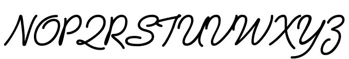 PreludeFLF Font UPPERCASE