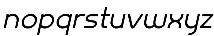 Prestij Demo Italic Font LOWERCASE