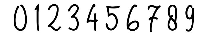 Presty Regular Font OTHER CHARS