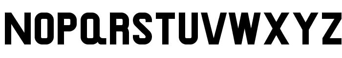 Preussische VI 9 Font UPPERCASE
