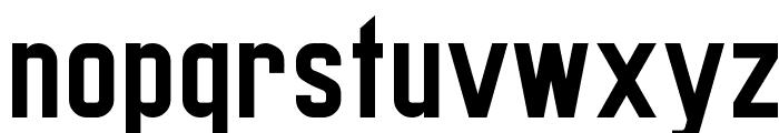 Preussische VI 9 Font LOWERCASE