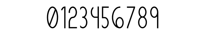 Pricisia Bold Font OTHER CHARS