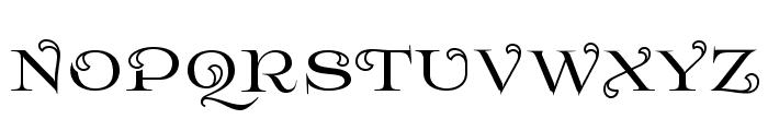 Prida61 Font UPPERCASE