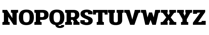 Pridi Bold Font UPPERCASE