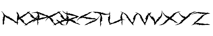 Primal Dream Font UPPERCASE