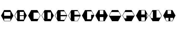 Prime v2 Regular Font UPPERCASE
