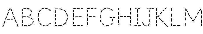Primer Apples Font UPPERCASE
