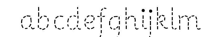 Primer Apples Font LOWERCASE