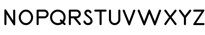 Primer Print  Bold Font UPPERCASE