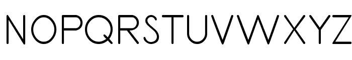 Primer Print Regular Font UPPERCASE