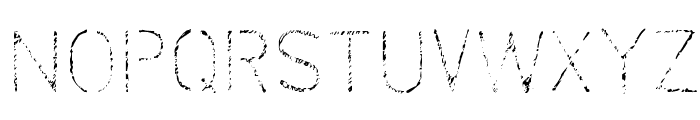 Primer Font LOWERCASE