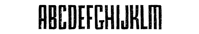 Primma Handmade Font UPPERCASE