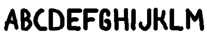 Princeps Font UPPERCASE