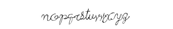 PrincessCake Font LOWERCASE