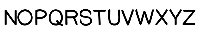 PrinsesstartaBoldDEMO Font UPPERCASE