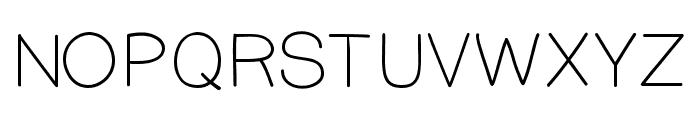 PrinsesstartaLightDEMO Font UPPERCASE