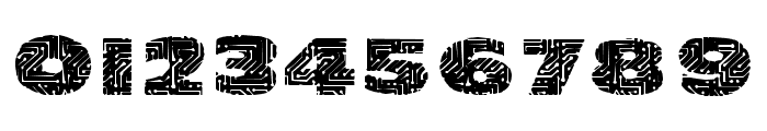 PrintedCircuit Font OTHER CHARS