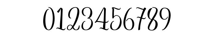 Priscilla Script Regular Font OTHER CHARS