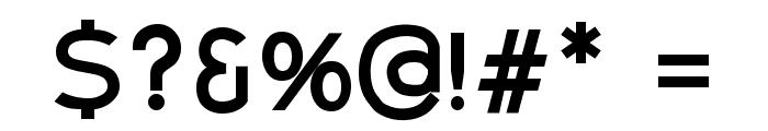 Prismriver Font OTHER CHARS