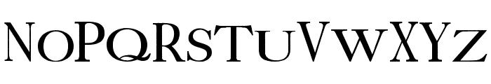 Prissy Frat Boy Font UPPERCASE
