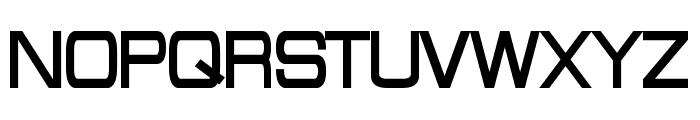 Probert Condensed Bold Font UPPERCASE