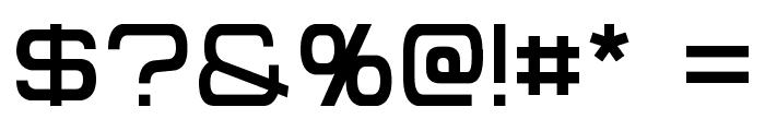 Probert Font OTHER CHARS