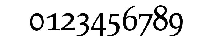 Prociono TT Regular Font OTHER CHARS