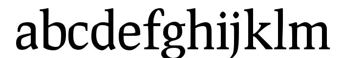 Prociono Font LOWERCASE