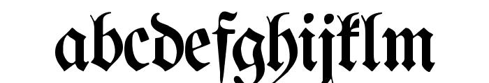 Proclamate Light Light Font LOWERCASE