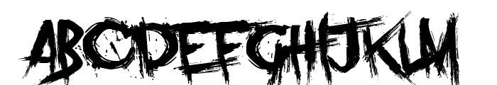 Prodigy Forever Font UPPERCASE