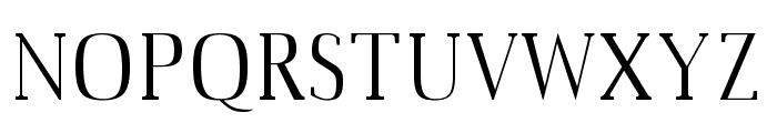 Producer Regular Font UPPERCASE