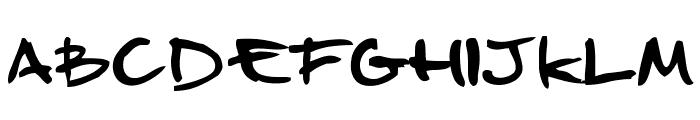 Product_Design Font UPPERCASE