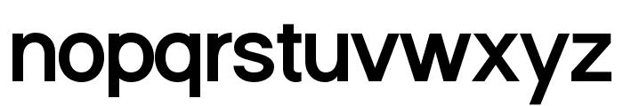 Progress-ORDIN Font LOWERCASE