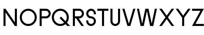 Proletarsk Font UPPERCASE